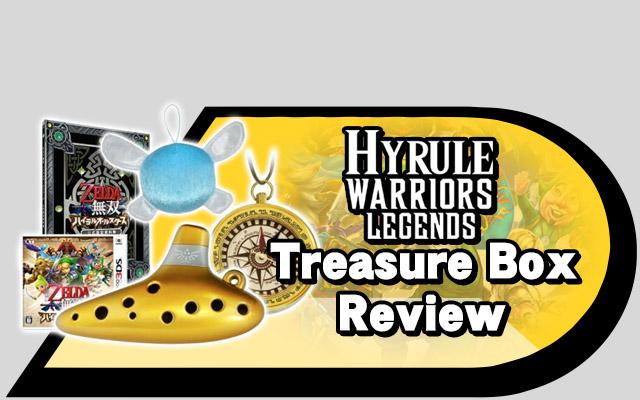 HWL Treasure Box Review