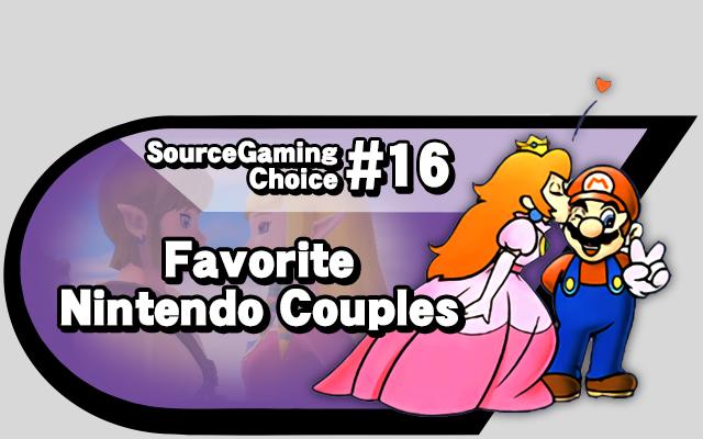 Favorite Nintendo Couples
