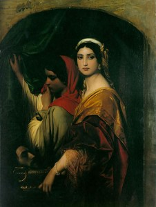 Herodias by Paul Delaroche