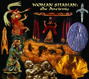 Front cover of the double disc set Woman Shaman