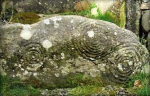 Stone at Cairn H, Carnbane West