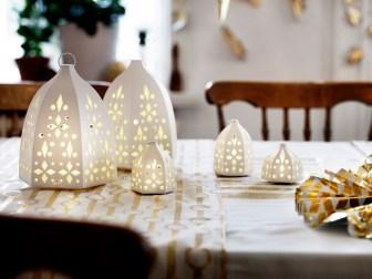 vom sonnenschirm zum christbaumschmuck ikeas weihnachtskollektion. Black Bedroom Furniture Sets. Home Design Ideas
