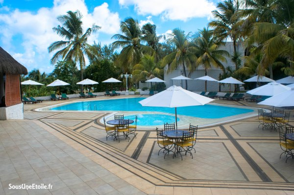 piscine hotel casuarina Maurice