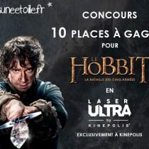 CONCOURS hobbit kinepolis