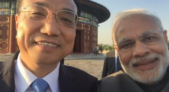 India and China move closer as Modi tours 'Act East' policy
