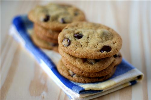 Classic Chocolate-Chip Cookies p 131