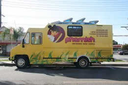 The Big and Bold Eat Phamish Truck