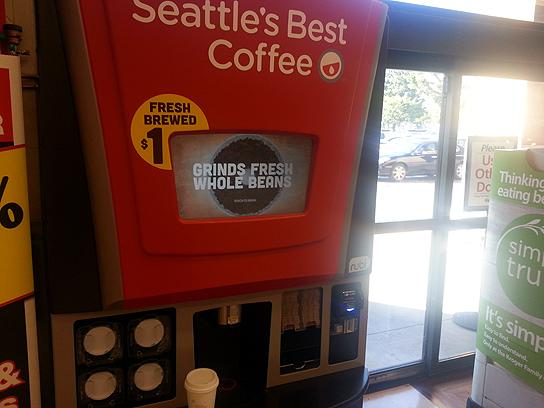 seattle best coffee machine