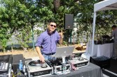 The Vox DJ's provided the soundtrack for a groovy event.