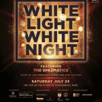 This Weekend! Party For A Cause at White Light White Night, Saturday July 23