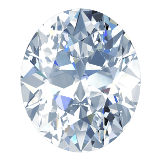 Diamond Oval-Cut - South Bay Gold