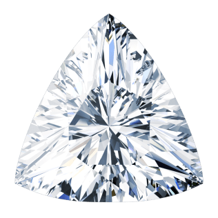 Diamond Trilliant Cut - South Bay Gold
