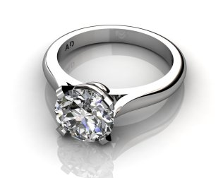 South Bay Gold Round Cut Diamond 3Carat whiteGold