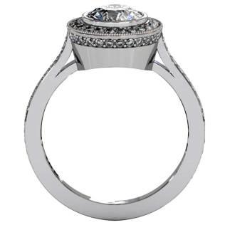 Diamond Modern Ring - South Bay Gold