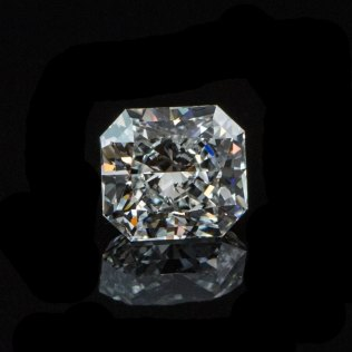 Radiant Cut Diamond H SI1 No Cert South Bay Gold