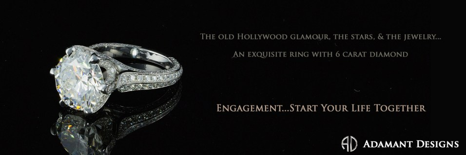 6 Carat Engagement Ring at South Bay Gold - Torrance