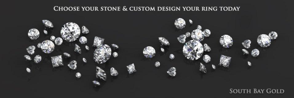Engagement Rings Custom Design