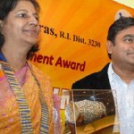 Rotary Award for AR Rahman