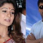 Actor Surya & actress nayantara