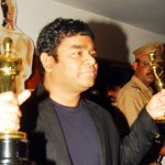 Oscar winner A R Rahman press meet