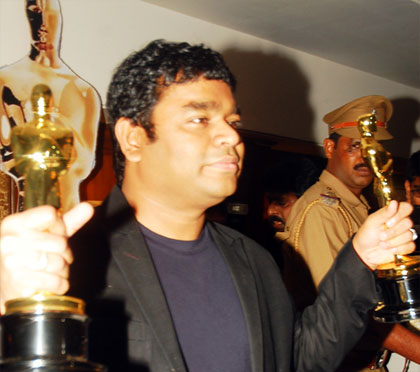 oscar winner rahman press meet 9 A.R. Rahman is going live