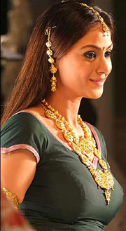 simran Simran goes to Telugu small screen