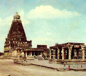 Rajarajantemple Raja Raja Cholan, The Great South Indian Tamil King