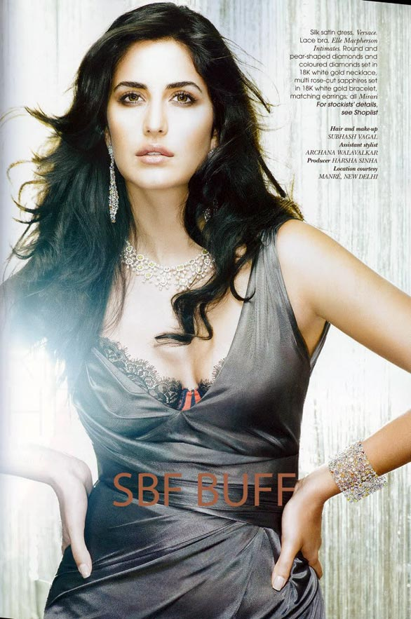 katrina kaif in vogue november 2009 4 Katrina Kaif in Vogue November 2009