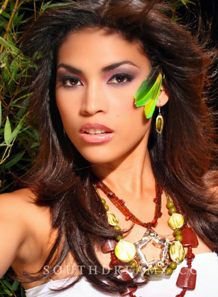 miss panama portfolio still Miss Earth 2009 contestants photo gallery