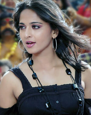 anushka sweety Anushka say height is one of her plus points