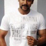 Suriya out of Kandahar?