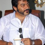 Ajith and his lap-top: what is he upto?