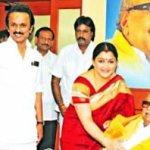 Kushboo Joins DMK in front of TN CM M.Karunanidhi