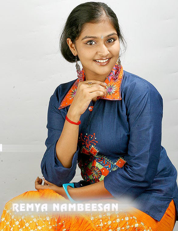 Ramya Nambeesan2 Ramya Nambeesan speaks about her dream role
