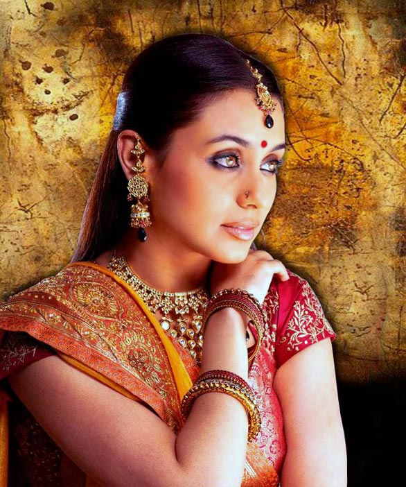 Rani Mukerji Top 25 Most Beautiful Bengali Actress