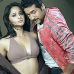 Suriya & Anushka do it for 'DSP'