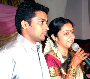 surya jo Baby Boy for Surya and Jyothika