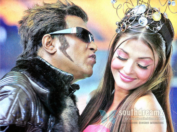 endhiran 08 wallpapers All set for the grand release of Enthiran audio