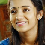 Trisha to pair with Salman Khan