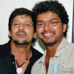 Vikram throws party to Vijay