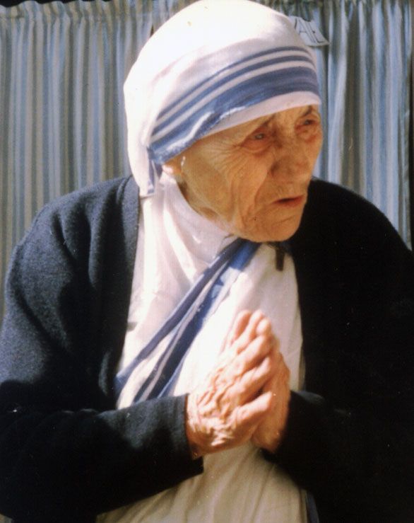 mother theresa Mother Teresa