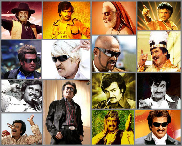 indian superstar rajnikanth stylish photo 99 Rajnikanth Jokes | Enthiran effect