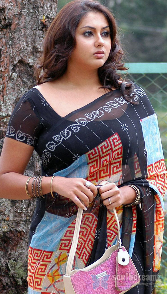 namitha Tamil Actresses in Saree