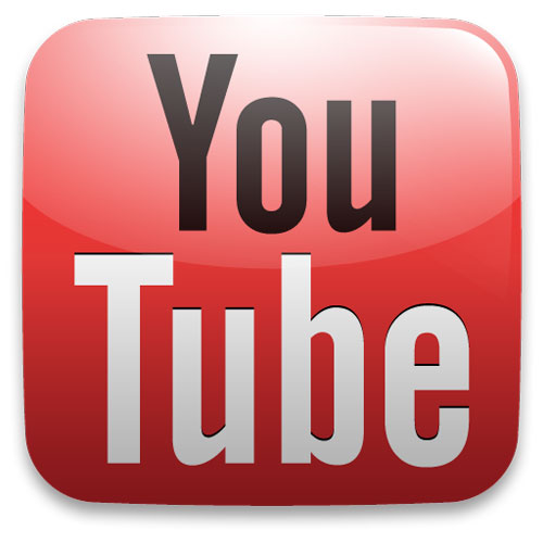youtube logo Top 5 YouTube   Technology Videos in 2010