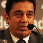 Which team Kamal Hassan supports for the ICC Cricket World Cup?