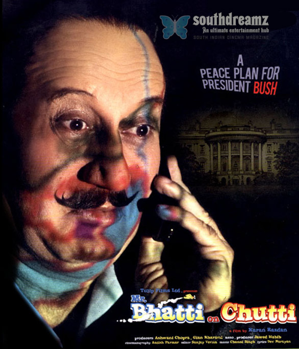 Mr Bhatti on Chutti 01 Upcoming Bollywood Movies   2011