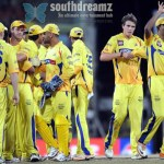 CSK beat KKR in IPL-4 opener