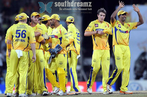 IPL 4 CSK IPL 2012   the playoff permutations