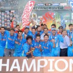 INDIA wins ICC Cricket World Cup 2011