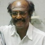 What is Rajnikanth doing in Singapore Hospital?